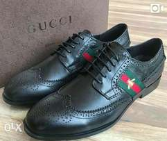 Gucci Brogues leather shoe