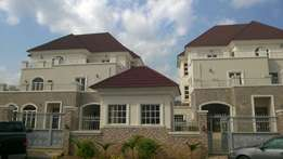 2 units of fully detached 5 bedroom duplex for in Maitama Abuja