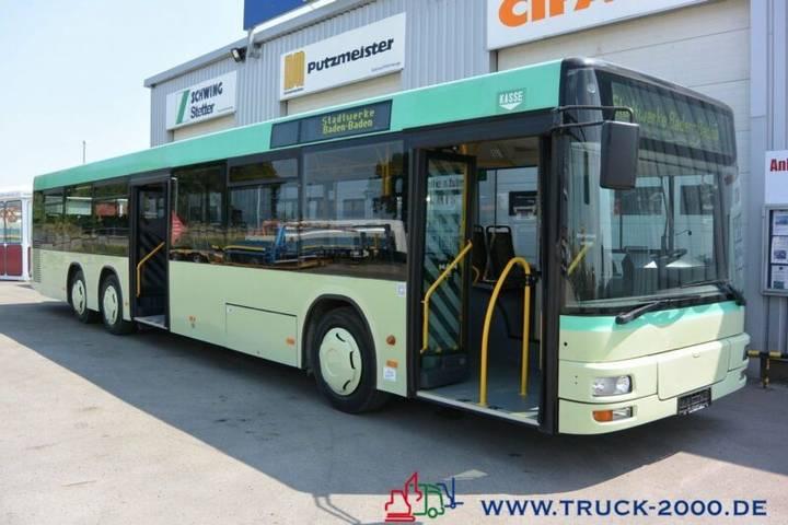 MAN A30 NL 313 46 Sitze + 2 und 60 Stehplätze 1.Hand - 2003