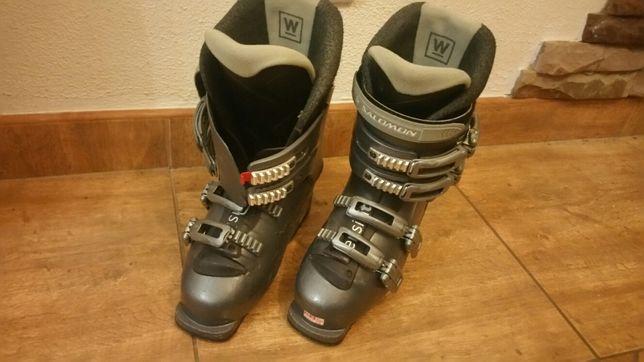 Лижні черевики salomon (жіночі лижні ботінки) de743621b629a