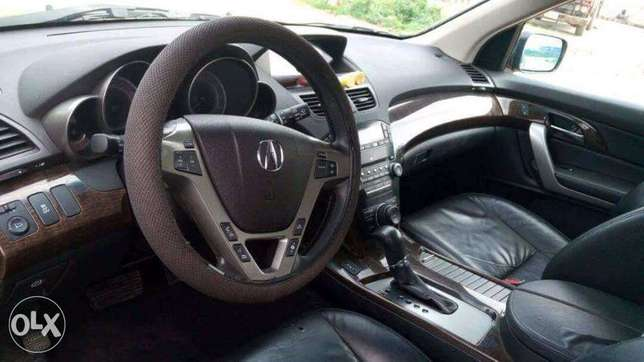 Direct Tokunbo Lagos cleared Acura mdx 2011 model(Full Option) Lagos Mainland - image 6