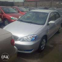 Direct Tokunbo Toyota Corolla, 2007, Very OK To Buy From GMI.