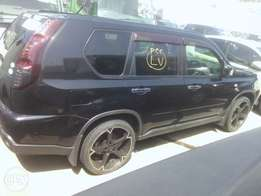 Xtrail kcp 1.75m Fully loaded