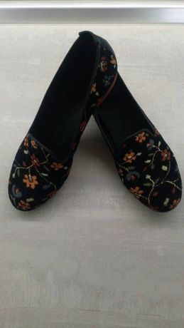 Туфли Лоферы Бархатные  1 500 грн. - Жіноче взуття Житомир на Olx 138df135a4344