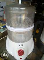 Multipurpose food Steamer ( food preservatives way of cooking)