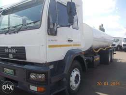 2005 MAN Water Tanker for sale