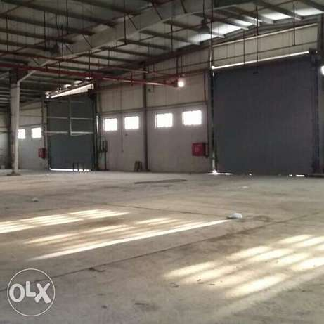 Garage for rent - 1000 sqmr with 6 Rooms