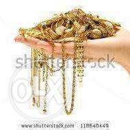 Dispose your old Gold jewellery/ornaments
