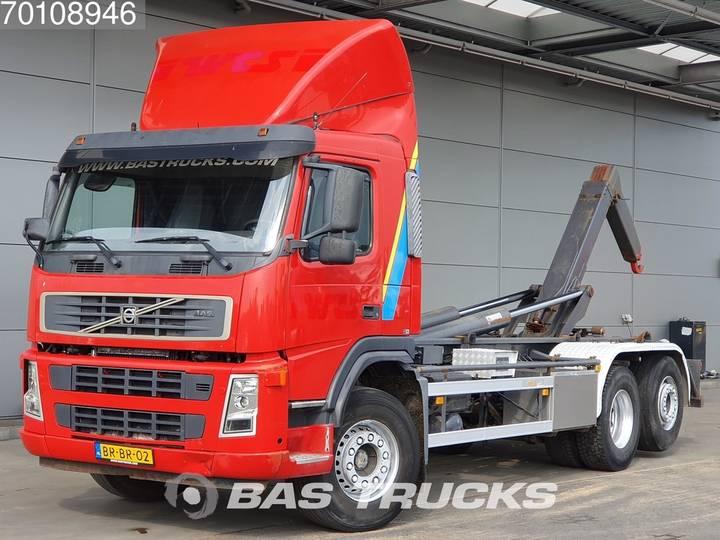 Volvo FM9 380 6X2 NL-Truck Leebur Hooklift Liftachse - 2005