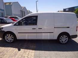 Volkswagen Caddy 2.0TDI Panel Van 2014