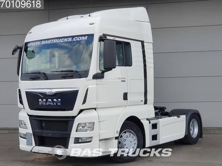 MAN TGX 18.480 XLX 4X2 Intarder Hydraulik Euro 6 - 2014