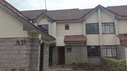 Three bedroom Masonette in syokimau for rental