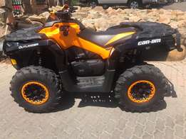 can am Outlander 800xtp