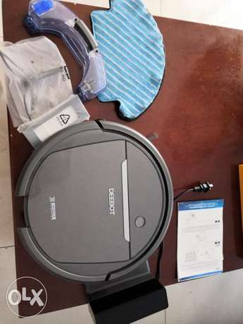 ECOVACS DD35 Robot Vacuum Cleaner with Self-Charge Wet Mopping Intelli
