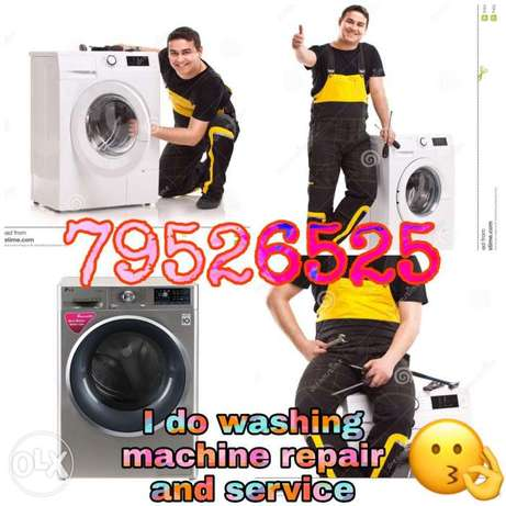 Washing machine repair and service%%%