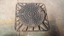 New Cast Iron Man Hole Cover