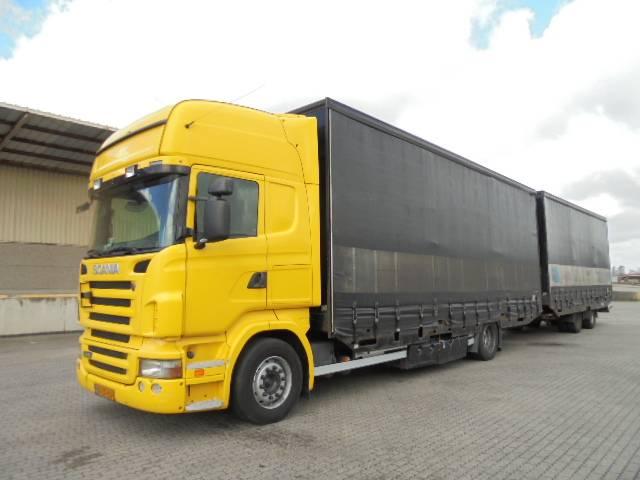 Scania R440 B 4X2 - 2009