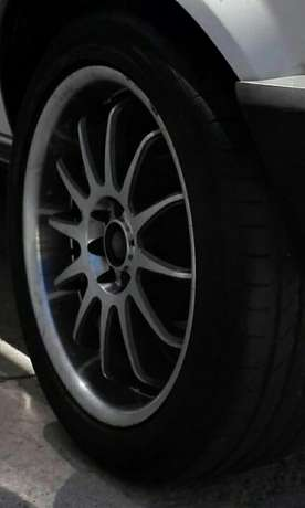 17s with tyres for sale Upper Woodstock - image 5