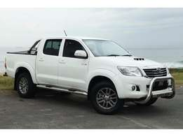 2014 Toyota Hilux 3.0D-4D Raider Dakar edition Auto for sale