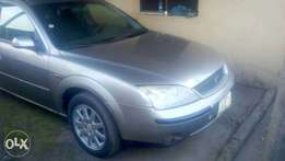Ford mondeo 2003/2004 model for sale
