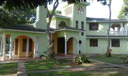 4 bedrooms house for sale in mtwapa sitted in 1.5 acres