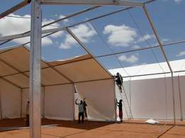 large tents for warehouses and storage tents and church tents for sale