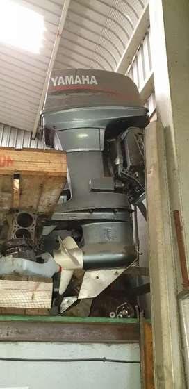 X2 85hp yamaha outboard motors