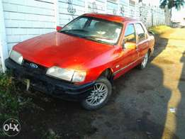 Ford saphhire body for sale with mags no engine gearbox