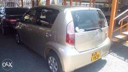 Toyota passo new on sale