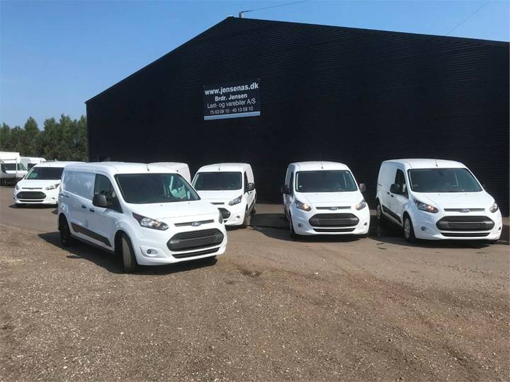 Ford Transit Connect - 2017
