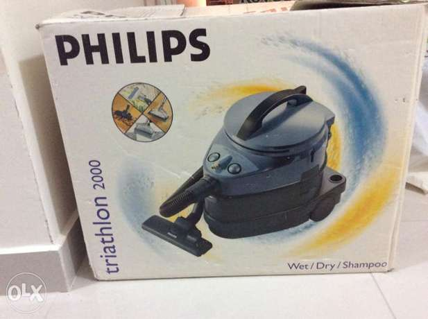 Philips Triathlon 2000 Best Wet and Dry Vacuum