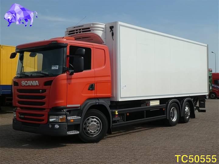 Scania G 400 Euro 5 RETARDER - 2013