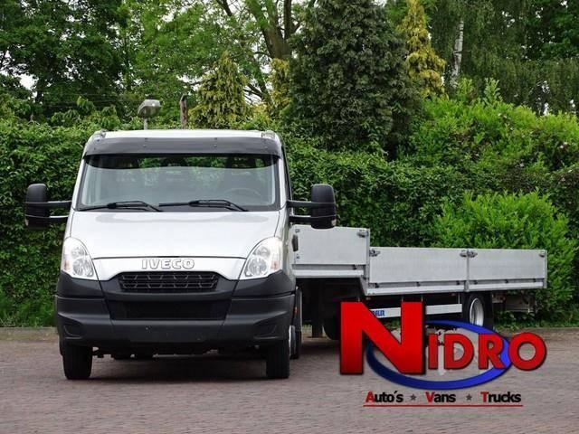 Iveco Daily 40C17D D.CABINE AIRCO 4300 LOADCAP 33000km - 2012