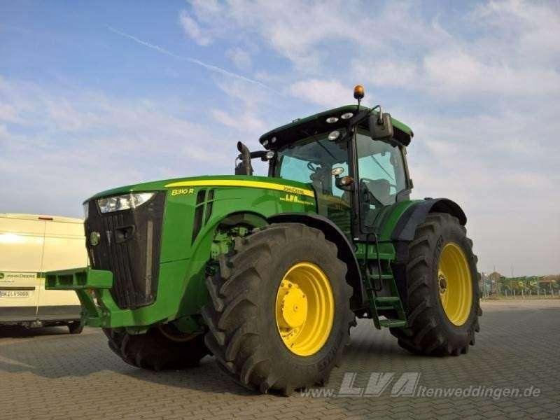 John Deere 8310r - 2012