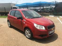 2015 Chevrolet Aveo 1.5 Hatchback .Like New!!