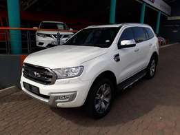 2016 Ford Everest 3.2 6-Speed Automatic Limited