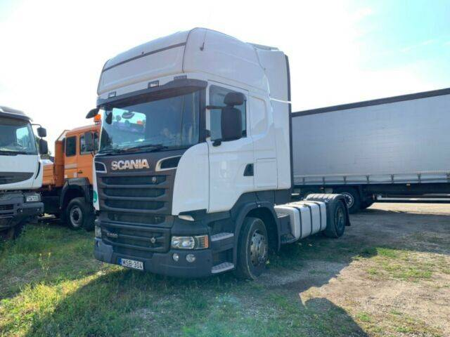 Scania R 520  LOWLINER - 2014