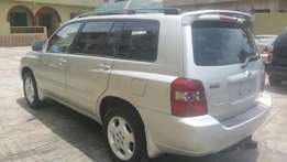 Very clean 2007 toyota highlander for sale