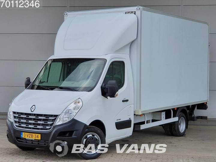 Renault Master 2.3 dCi 150pk Bakwagen Laadklep LBW AHK 22m3 Airco... - 2012