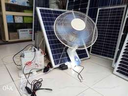 24/7 light and fan guaranteed. Ideal for farms, village