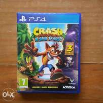 Crash Bandicoot N Sane Triology PS4