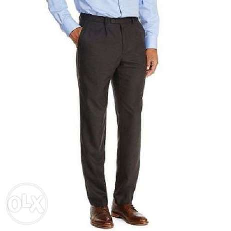 Men's Executive suit trousers- Chocolate brown Lagos Mainland - image 1