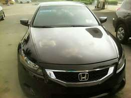 Tokunbo 2009 Honda Accord coupé