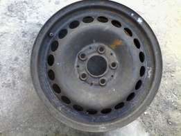 Mercedes Benz spare wheel (15 inch) without tyre for sale