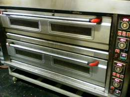 Double deck Oven and proofer sale
