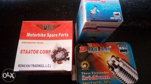 Motorcycle spare parts Thika - image 1