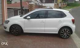 Polo 6 with sunroof 1. 4