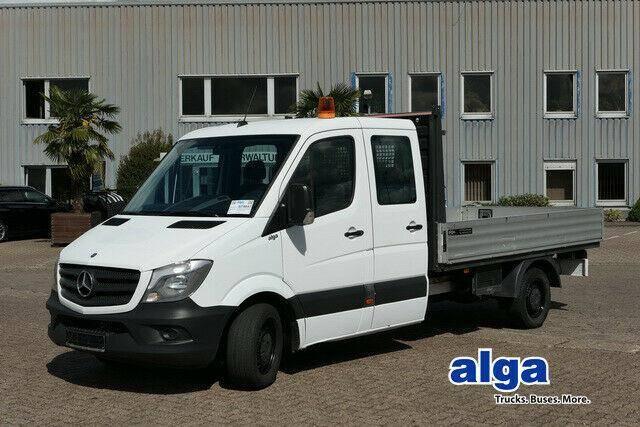 Mercedes-Benz 316 CDI Sprinter, Doka, 3.4 m. lang, Kugelkopf! - 2015