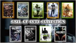 full call of duty collection for pc + delivery