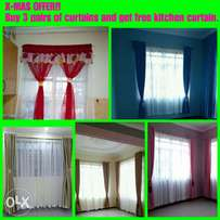 Executive curtains